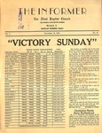 1951, November 15 - The Informer - First Baptist Church