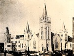 Photograph - First Baptist Church by Unknown