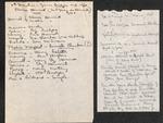 Genealogy Notes - Blanton, Hamrick, & Bridges Families