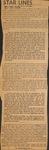 News Clipping - 1954 Hamrick Family