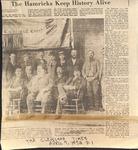 News Clipping - 1972 Hamrick Family