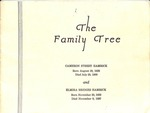The Family Tree Book Hamrick Family by Unknown