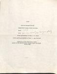 Genealogy Notes - Harrill Family Vest by Fay Webb Gardner