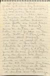 Genealogy Notes - James Milton Andrews