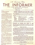 1962, June 21 - James Milton Webb The Informer by First Baptist Church Shelby