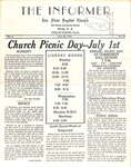 Personal Writings - 1953, June 26 - The Informer