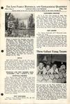 The Love Family Historical & Genealogical Quarterly (Vol. 5. No. 2)