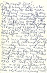 Correspondence - 1953, Unknown 31 - Mrs. Jacques Dur by Mrs. Jacques Dur