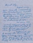Correspondence - Undated - Ida Blanton by Ida Blanton