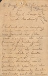 Personal Writings - 1905, September 22 - Sketch of Cleveland County