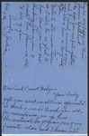 1938, February 6 - Correspondence from Lesbia Alexander