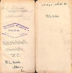 Ralph Lamar Webb - Signatures