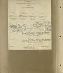 Genealogy Scrapbook; Undated