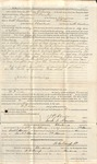 Deed - 1887, February 25 - W. P. Love and Sarah & Thomas Alexander by Unknown