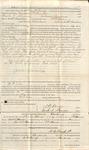 Deed - 1887, February 25 - W. P. Love and Sarah & Thomas Alexander