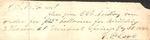 Document - 1892, July 30 - W. P. Love by William Putnam Love