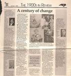 Magazine - Biblical Recorder - Jan. 1 2000 - Forrest Feezor by Biblical Recorder
