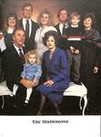 Christmas Card - Watterson Family by Gene L. Watterson