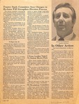Magazine - Biblical Recorder - June 9, 1979 - Gene Watterson