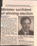 Newspaper - The Shelby Star- Nov 9 1989 - Gene Watterson