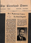 Newspaper - The Cleveland Times - July 26 1969 - Gene Watterson
