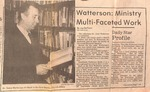 Newspaper- The Shelby Daily Star - Feb 6 1982 - Gene Watterson
