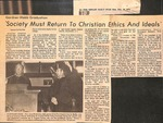 Newspaper - The Shelby Daily Star - Dec 16 1974 - Gene Watterson