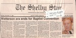 Newspaper - The Shelby Star- Nov 11 1991 - Gene Watterson