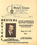 Steeple Echoes - Revival - Aug 29 1983 - Gene Watterson