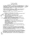 Twenty Year Ministry Revisions- Gene Watterson