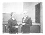 Photo - Gene Watterson - FBC SS Banquet - Nov 15 1982
