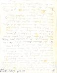 Handwritten bio - Harlan Harris