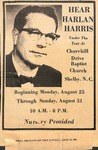 Newspaper - The Cleveland Times - Aug. 23, 1969 - Harlan Harris