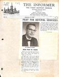 The Informer - Harlan Harris - Sept. 20, 1962