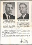 Bulletin - June 13, 1943 - Horace Easom by First Baptist Church Shelby