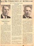 Magazine - Biblical Recorder - June 2, 1943 - Horace Easom by M.A. Huggins