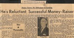Newspaper - The Shelby Daily Star - Dec. 26, 1964 - Horace Easom