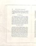 Tar River History - J. M. McManaway by Thomas J. Taylor