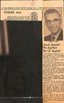 Newspaper - The Shelby Daily Star - Jan 4 1966 - John Ward