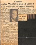 Newspaper - The Shelby Daily Star - Nov 17, 1960  - John Lawrence