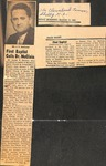 Newspaper- The Cleveland Times - March 12 1965 - Joseph McClain by The Cleveland Times