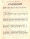 Minutes of the 64th Annual Session of the Grand Cane Baptist Association - 1913 - Eulogy for R. F. Tredway by O. L. Powers