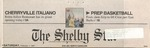 Newspaper-The Shelby Star- Feb 1 1997- Robert Canoy by Cassie Tarpley