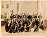 Photograph - Women's Sunday School Class - 1920's by Ellis Photography Studio