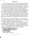 Training Union History Notes (circa 1964)