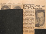 News Clipping - The Shelby Daily Star - April 27, 1966 by Unknown