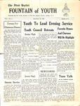 Fountain of Youth - Nov. 14, 1964 by First Baptist Church Shelby