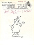 Youth Beat - Feb. 1967 by First Baptist Church Shelby