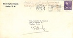 Correspondence - June 12, 1947 - Mrs. L.S. Hamrick (Centennial)