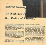 News clipping - Sept. 14 1967